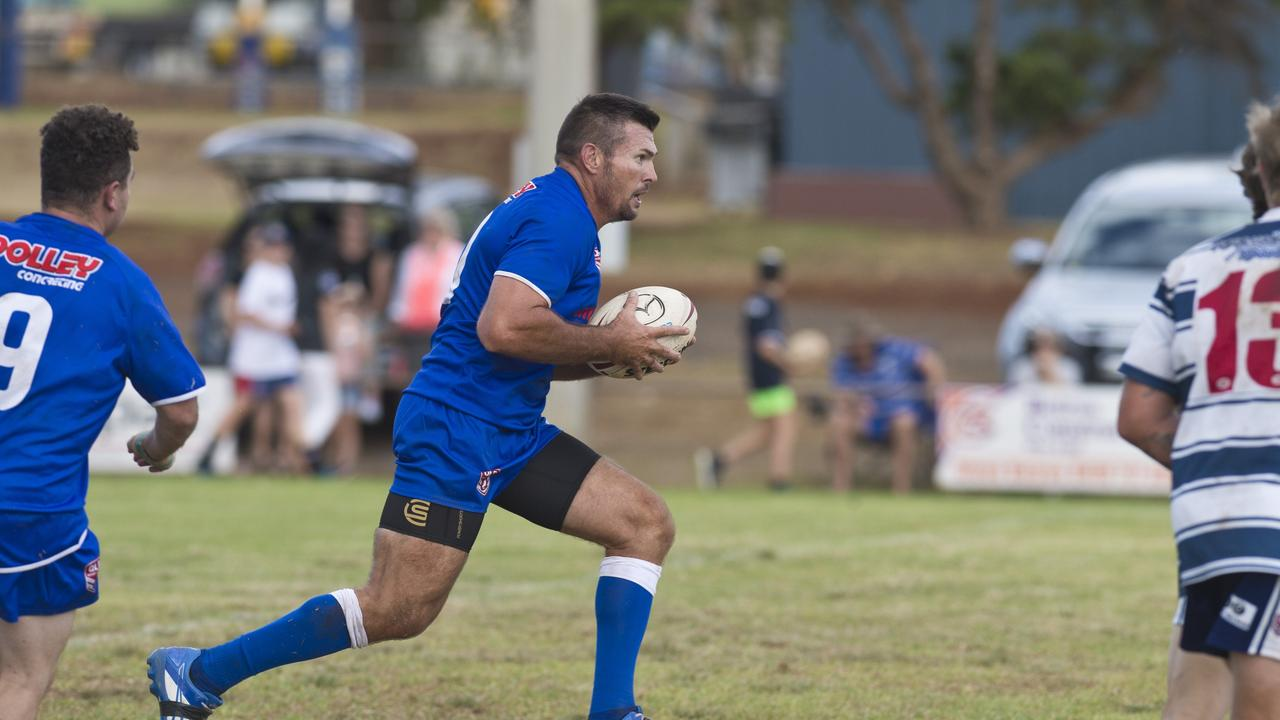 The Newtown Lions will return to A-grade in the TRL in 2020. Picture: Kevin Farmer
