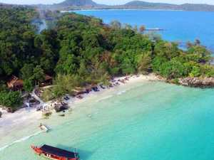 Island of dark and deadly secrets as backpacker vanishes