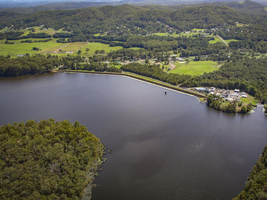 Ewen Maddock Dam upgrades have been delayed into next year.