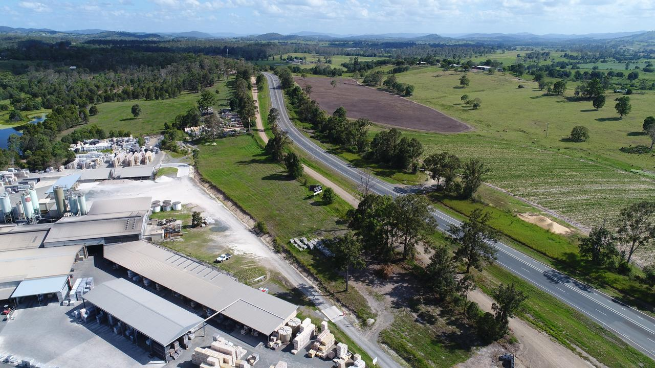 Kybong is not the only place being talked about as the possible home for a Gympie industrial park.