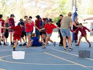 Blackall netball fun day