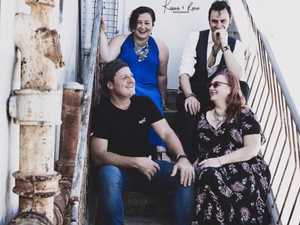 New Mackay band to rock stage at major festival