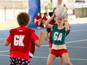 GALLERY: Netball promotes healthy habits in Blackall