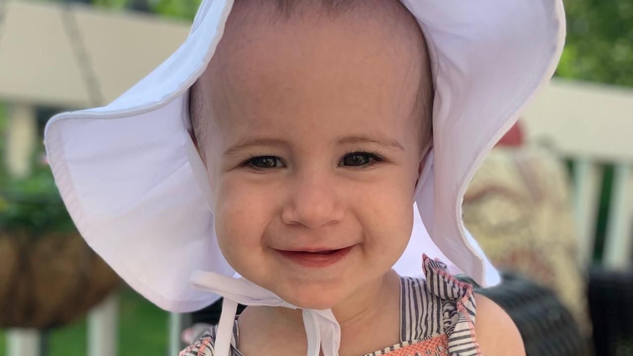 Toddler Chloe Wiegand fell to her death from a window on Royal Caribbean cruise ship Freedom of the Seas. Picture: lawyer Michael Winkleman