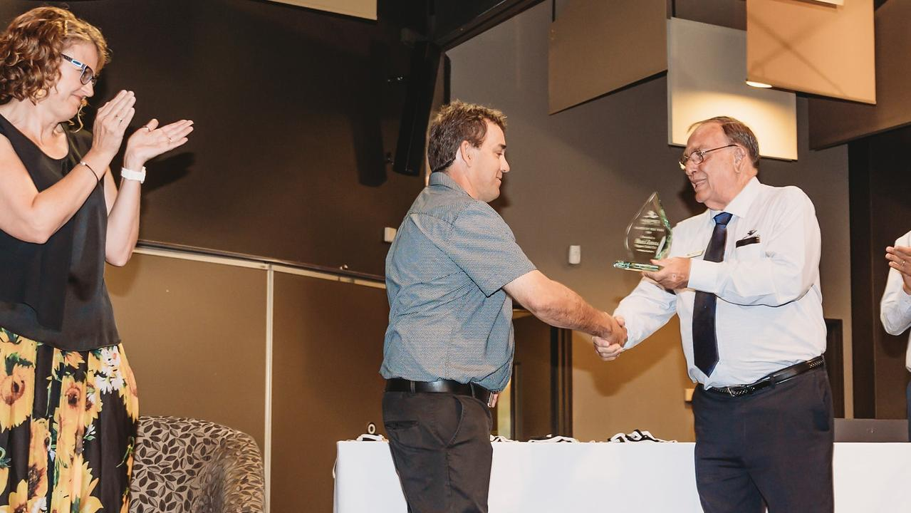 The flagship award of Magpie of the year went to Brad Zurvas, honouring his dedication and commitment to Magpies Cricket Club.