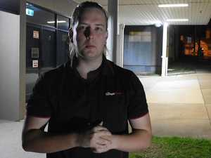 VIDEO: Paranormal activity inside The Gympie Times office?