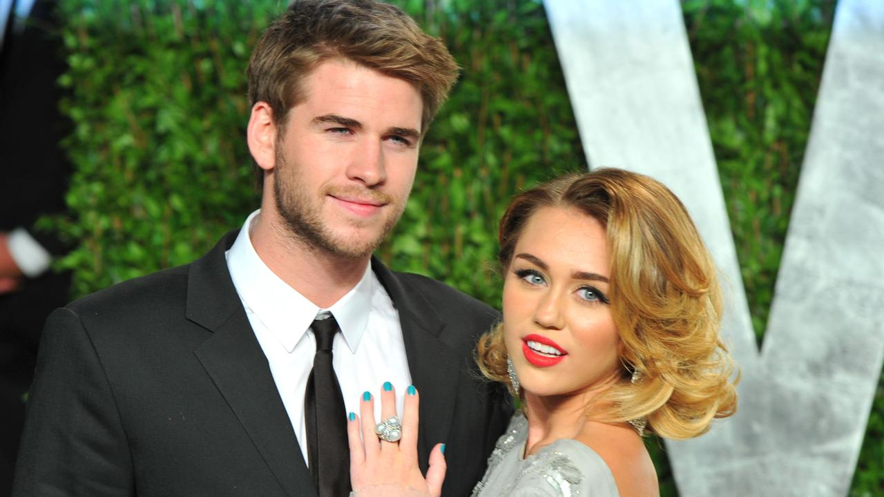 Liam Hemsworth and Miley Cyrus are neighbours in Malibu. Picture: Alberto E. Rodriguez/Getty Images
