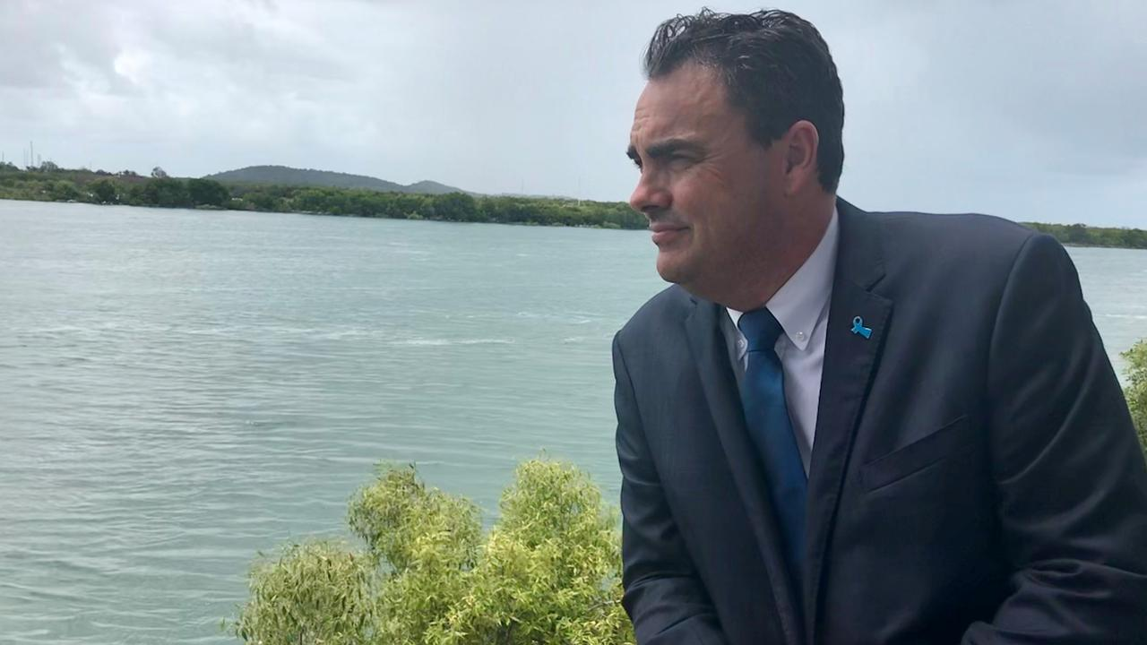 Whitsunday MP Jason Costigan says local, state and federal governments are in denial about shark management in the Mackay and Whitsunday regions.