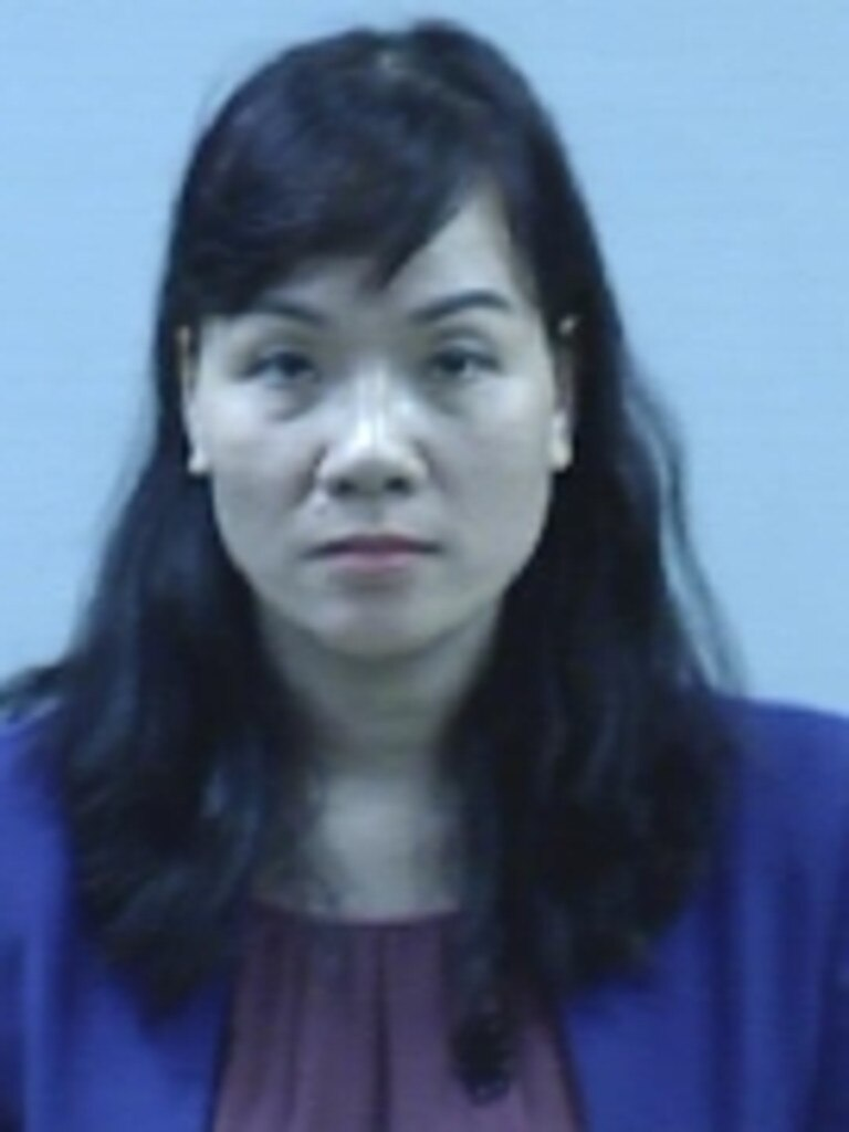 Thi Lan Phuong Pham, known as 'Aunty P', is serving six years for money laundering.