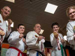 Fighters' medal haul showcases Lockyer's brutal strength