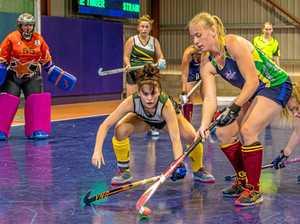 Ipswich's indoor aces to represent Queensland
