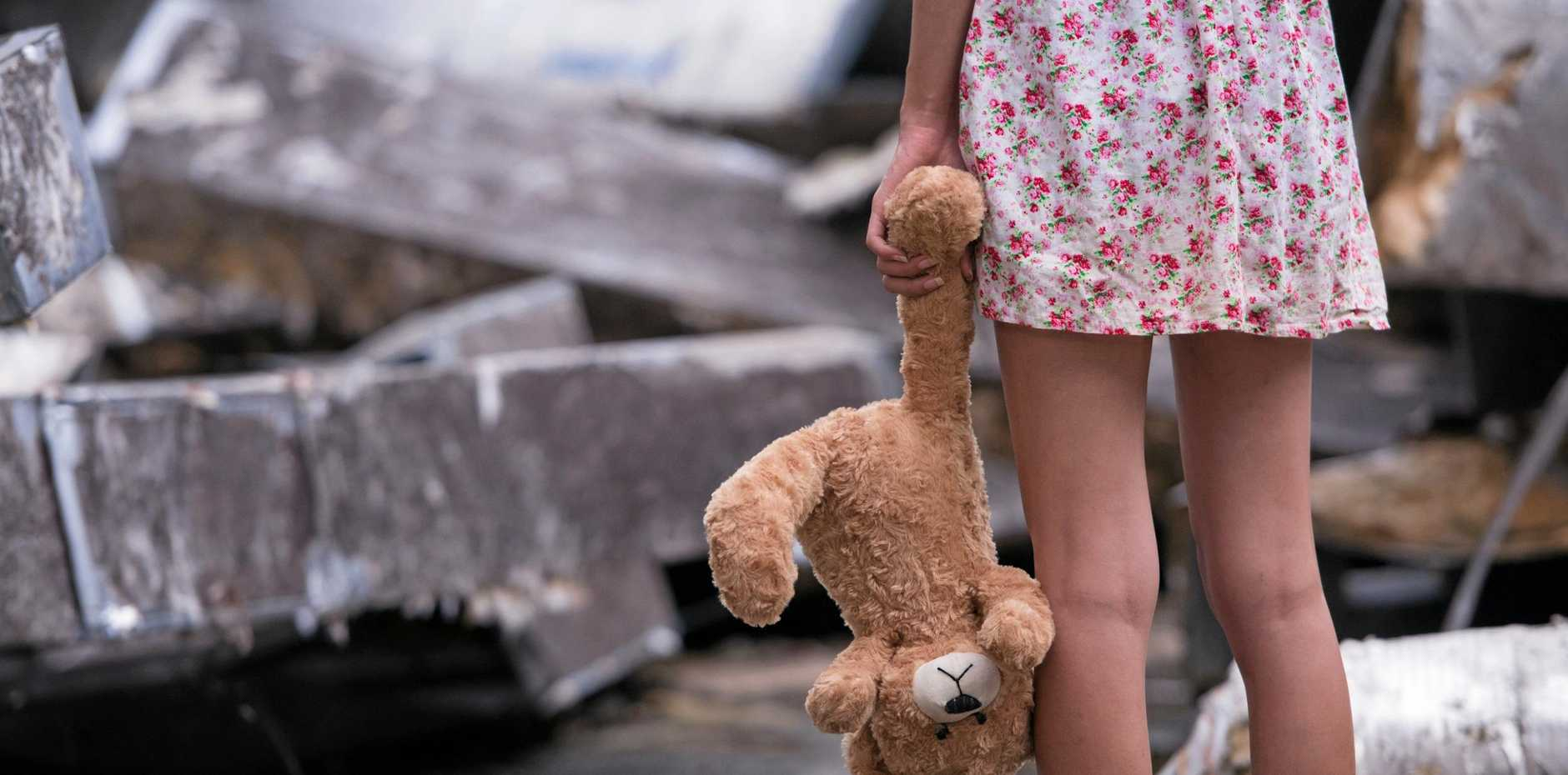 Children as young as three attend a specialised trauma kindy, as dozens of experts battle to get their young lives back on track after violence and abuse.