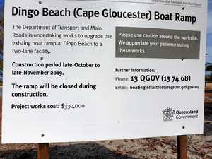Boat ramp will now cost $600,000 less than amount pledged