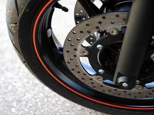 Drop your bike for a check of the brakes