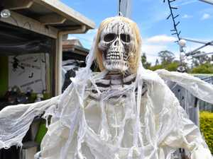 Visit the scariest Halloween house on the Northern Rivers