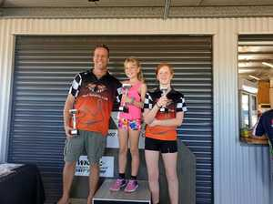 Three family members speed to success at Reef Titles