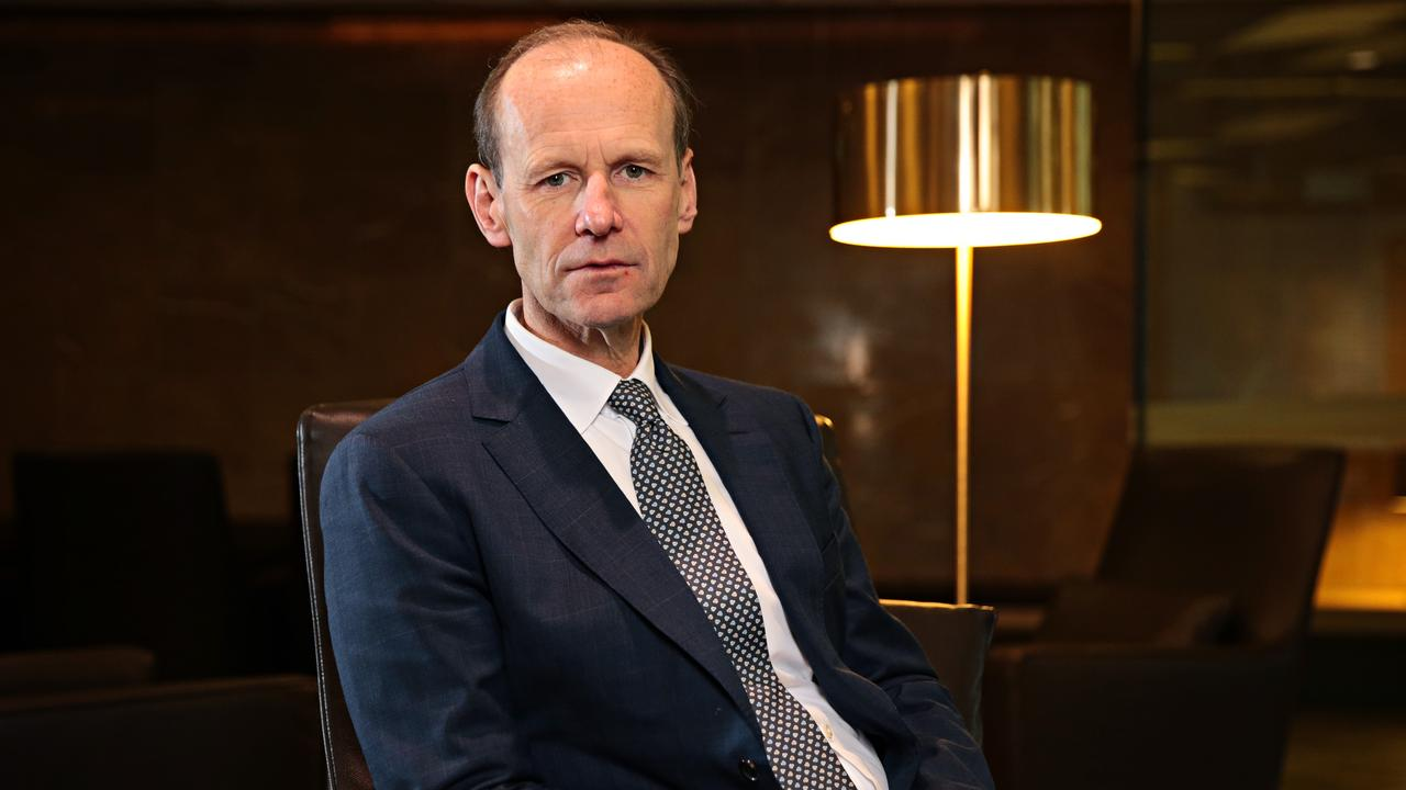 ANZ chief executive Shayne Elliott. Picture: Adam Yip