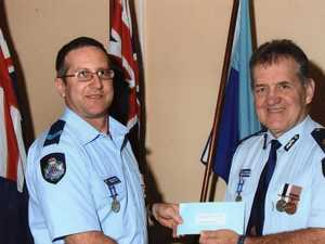 Tributes for former cop killed in tractor rollover
