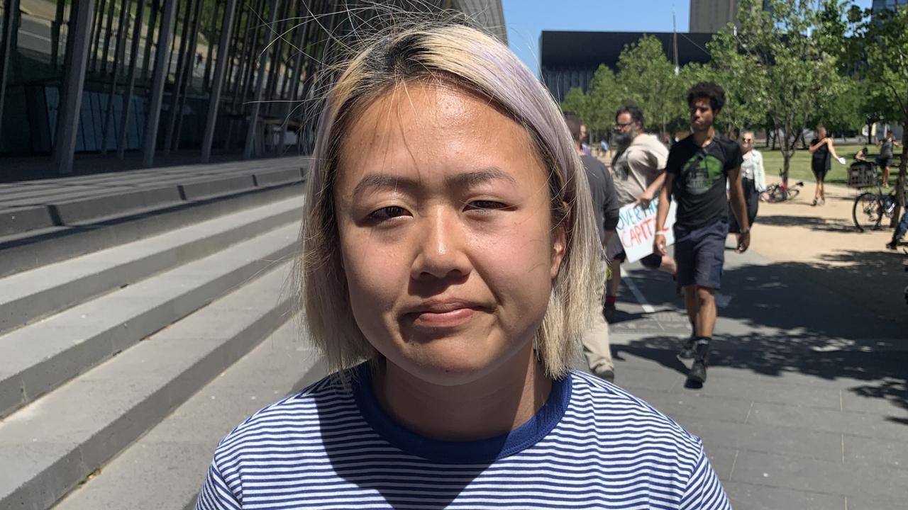 Jessie Lu, 21, Mildura.