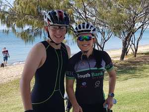 Noosa Tri is in the blood for Jenna