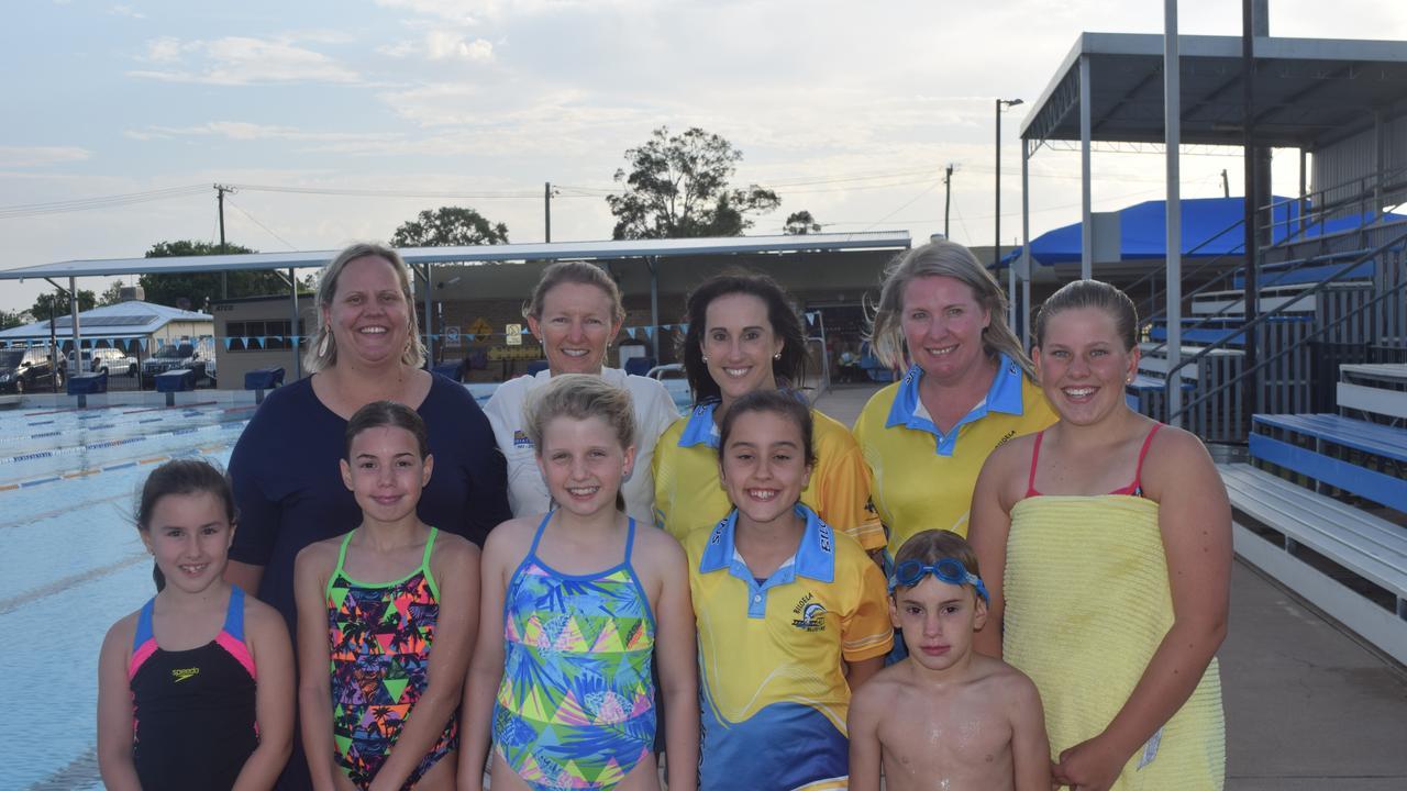 MAJOR MEET: Members and volunteers of the Biloela Swimming Club are excited for the 2019 Biloela AquaCulture Preparation Meet.