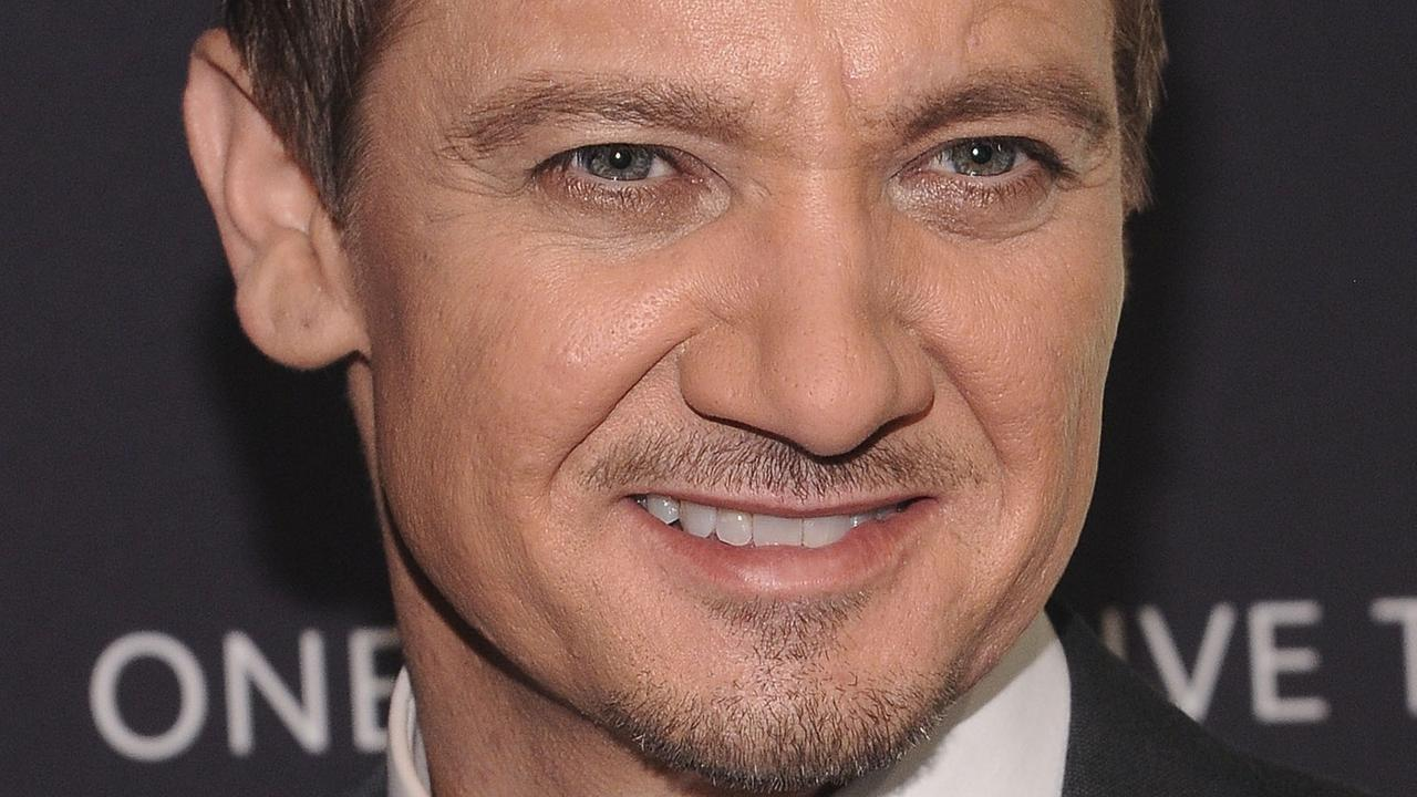 Jeremy Renner is embroiled in a bitter custody dispute with his ex-wife. Picture: Daniel Zuchnik/Getty Images