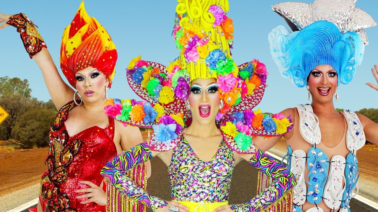 Songstress Prada Clutch and her 'girls', will take the MECC stage this weekend (Picture: contributed).