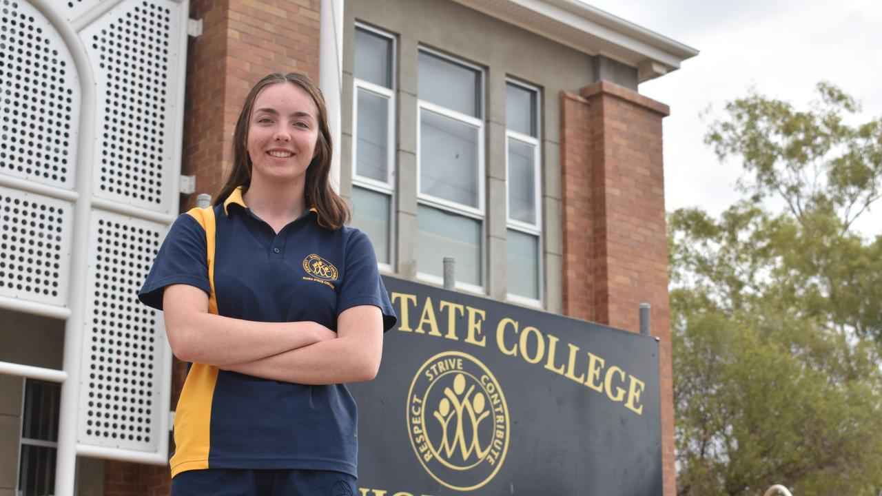 Heather Proud is heading to Canberra later this month after winning a leadership competition.
