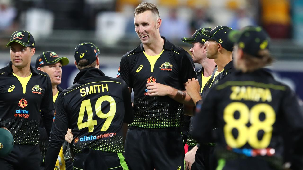 Big Billy Stanlake is looming as a key weapon for Australia.