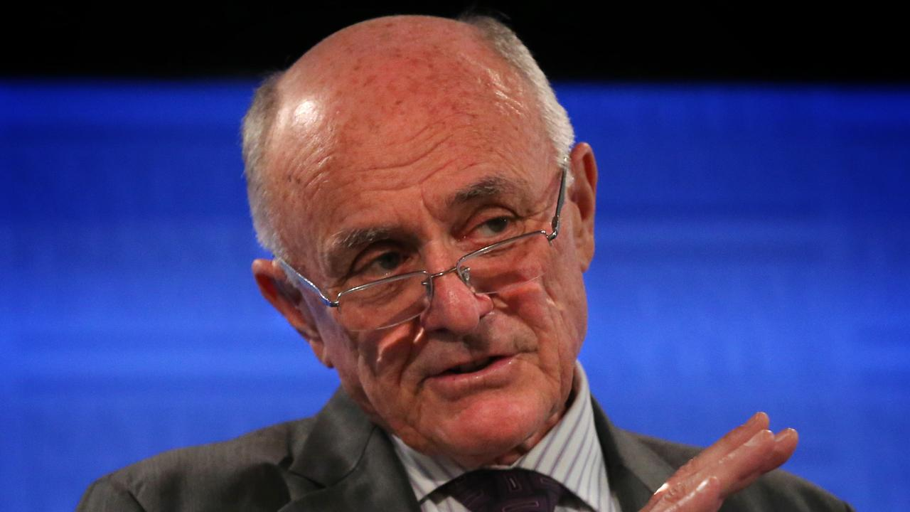 Professor Allan Fels. Picture: supplied