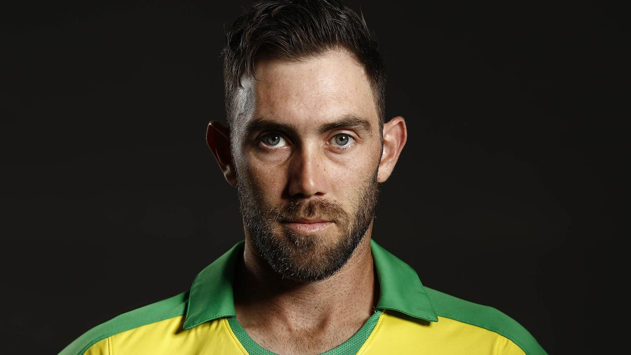 Glenn Maxwell is taking a break.