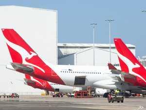 Qantas grounds 33 planes after cracks found
