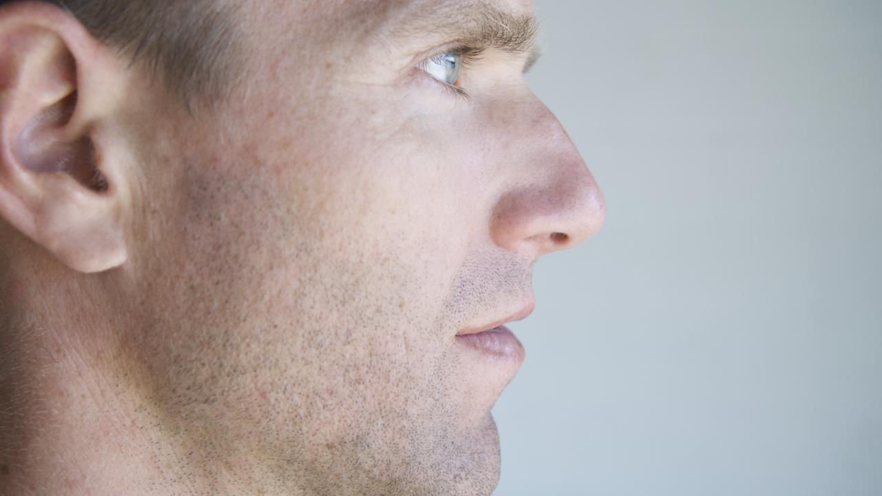 Safe to say the cause of this man's nasal problems were unusual. Picture: iStock.
