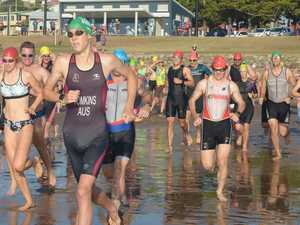 Triathlon 'It's nothing further from the truth'