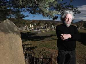 Theft from grave 160 years on angers family