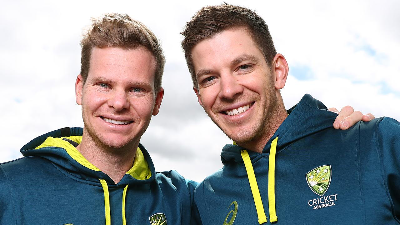 Tim Paine need not fear Steve Smith for his captaincy role.