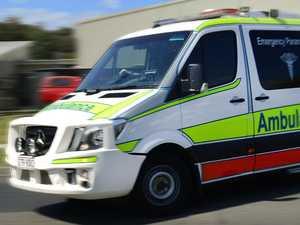 Police, ambulance rush to reported highway crash