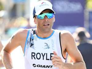 A right 'Royle' defence as Aaron looks to back up Noosa Tri win