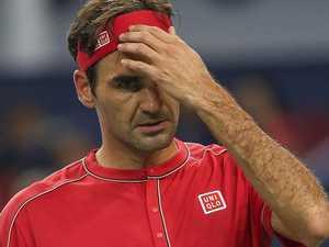 Gutted Federer reveals Aussie snub