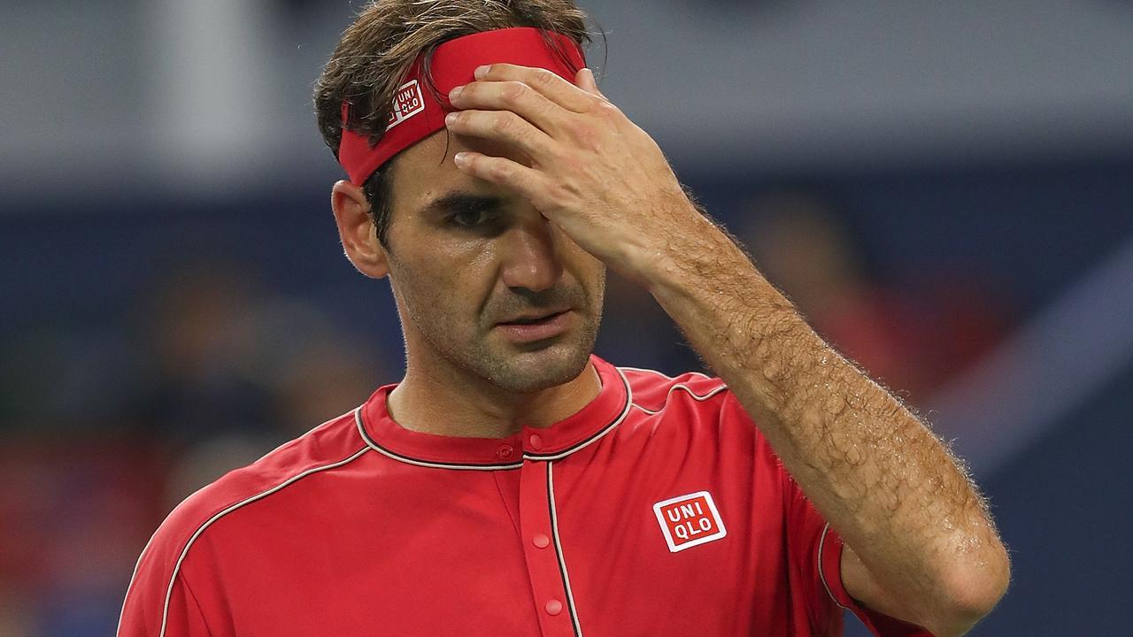 Roger Federer is giving Sydney a miss.