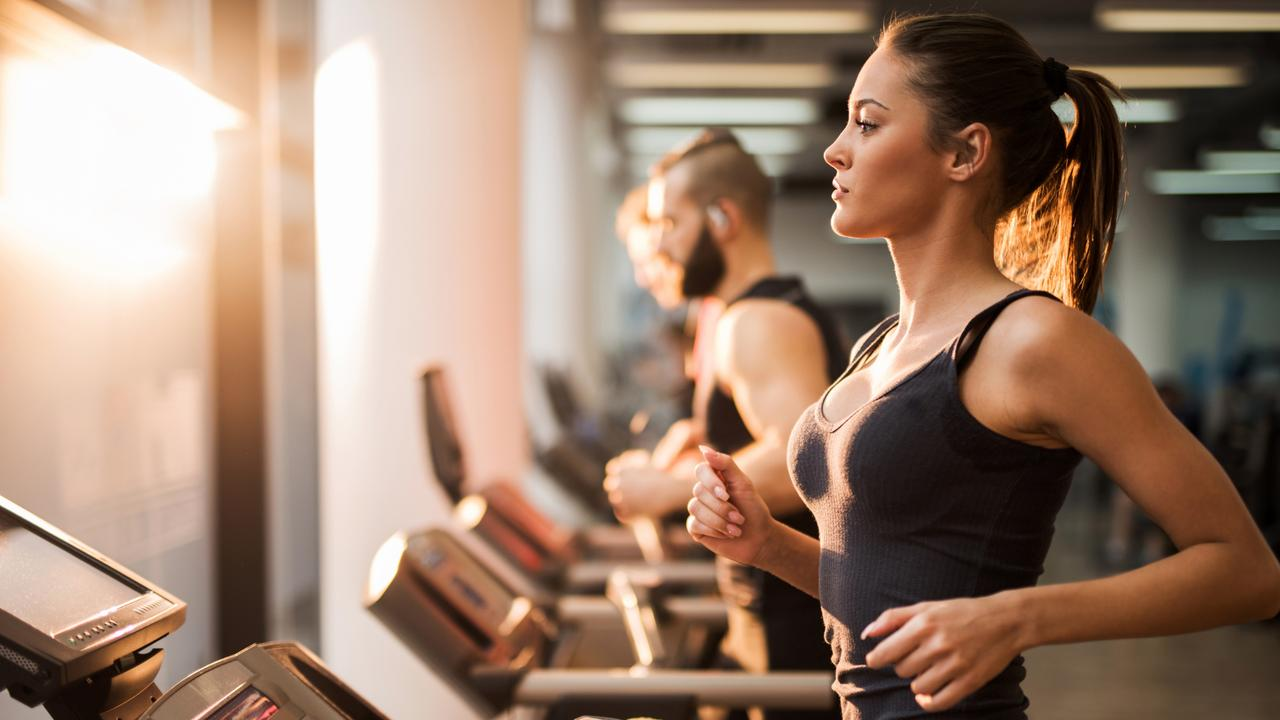 Dropping the F-bomb during a workout increases your pain threshold. Picture: istock