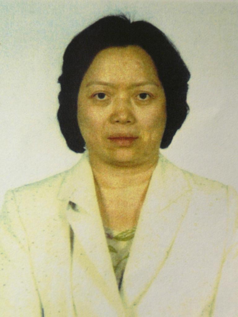 Sister Ping. Picture: FBI/AP