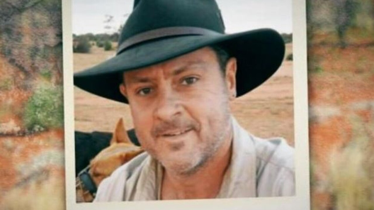 Daniel Welfare has reportedly fled the country. Picture: 9 News