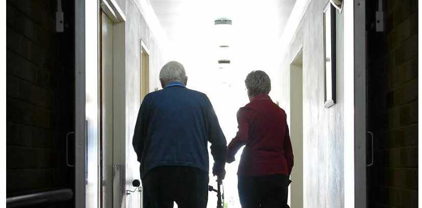 The interim report of the Aged Care Royal Commission has raised serious concerns.