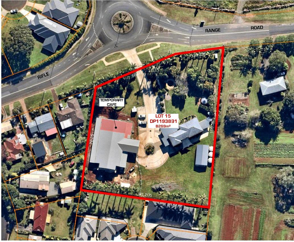A DA is on public exhibition at Ballina Shire Council for a