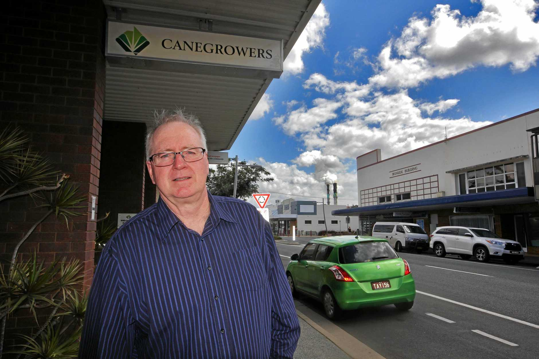 Canegrowers Proserpine manager Mike Porter said the region's growers were investing in improved farming practices.