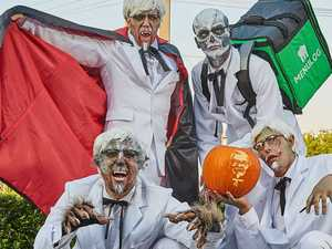 KFC in wicked Halloween tricks on customers