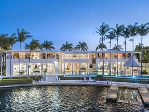 Epic mansion with 13 rooms, nightclub, hits market