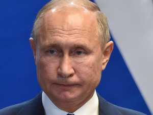 Putin's secret spy file declassified