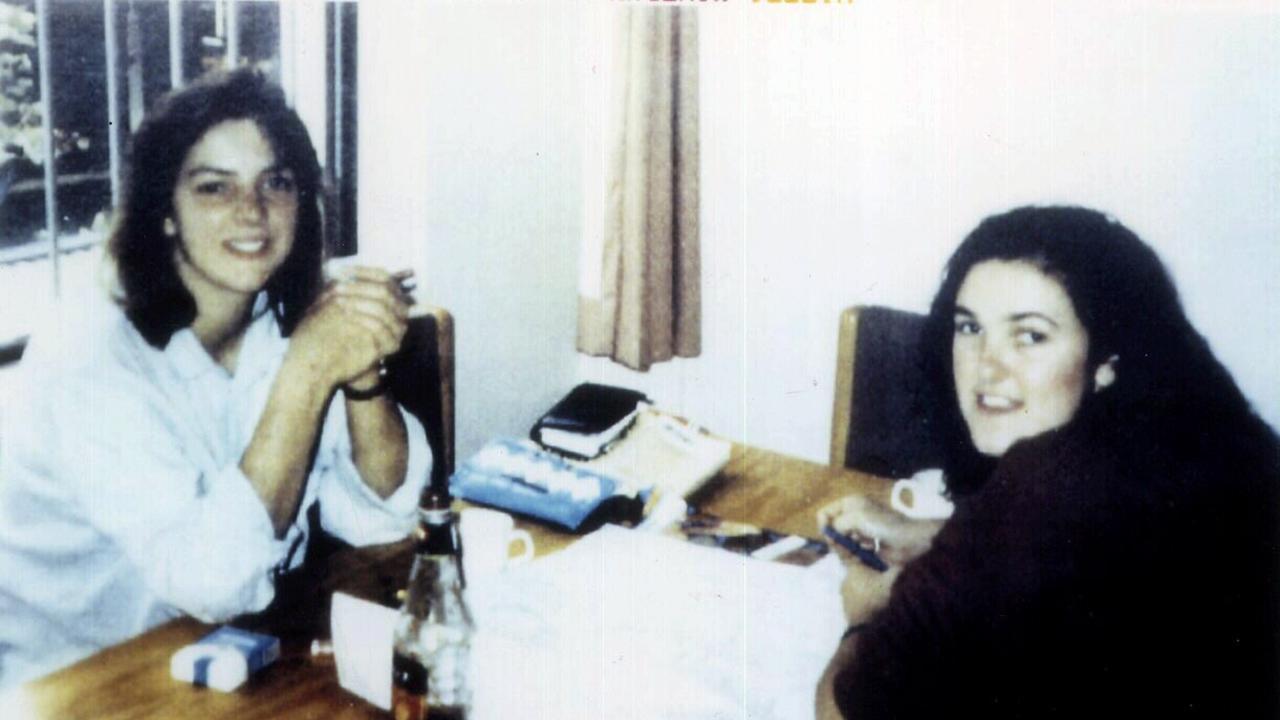 Caroline and Joanne.